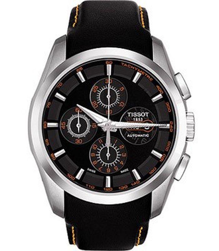 Часы Tissot T0356271605100 Couturier мужские